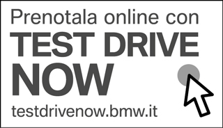 Prenotala online con Test Drive NOW