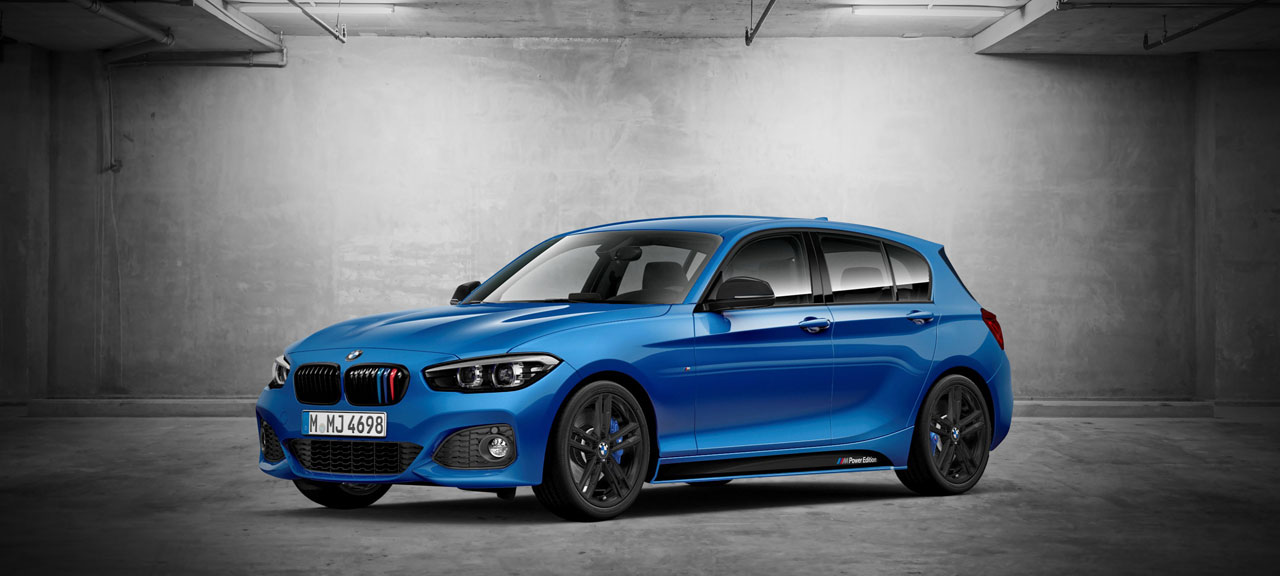 NUOVA BMW SERIE 1 M POWER LIMITED EDITION.