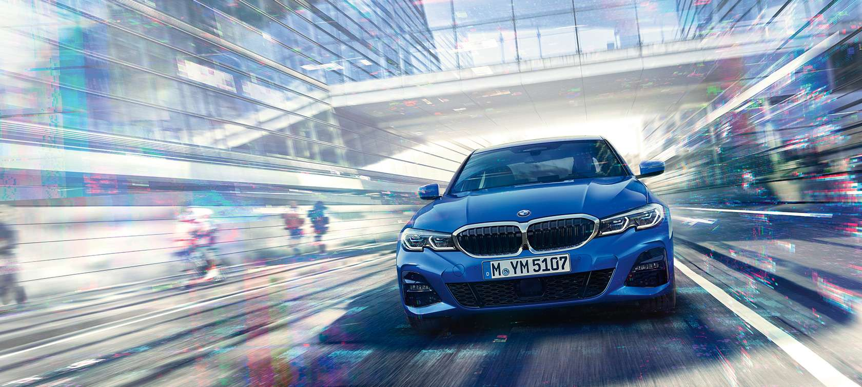 NUOVA BMW SERIE 3 BERLINA CON WHY-BUY.