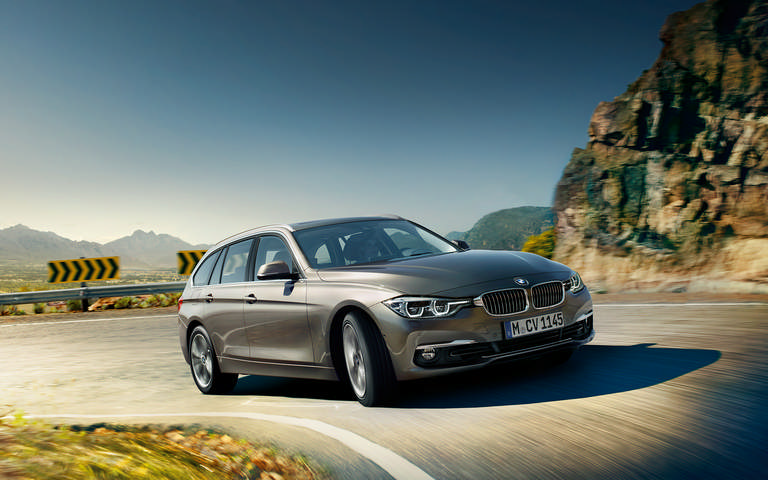 BMW Serie 3 Touring 318d  Business Advantage