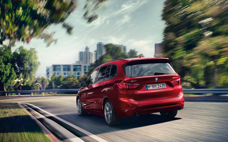 BMW Serie 2 Gran Tourer 216i Urban Connected