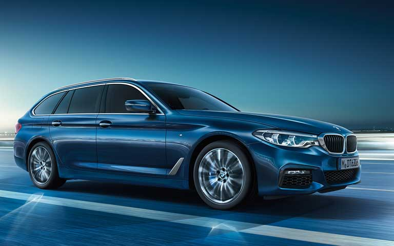 BMW Serie 5 Touring 520d M Sport