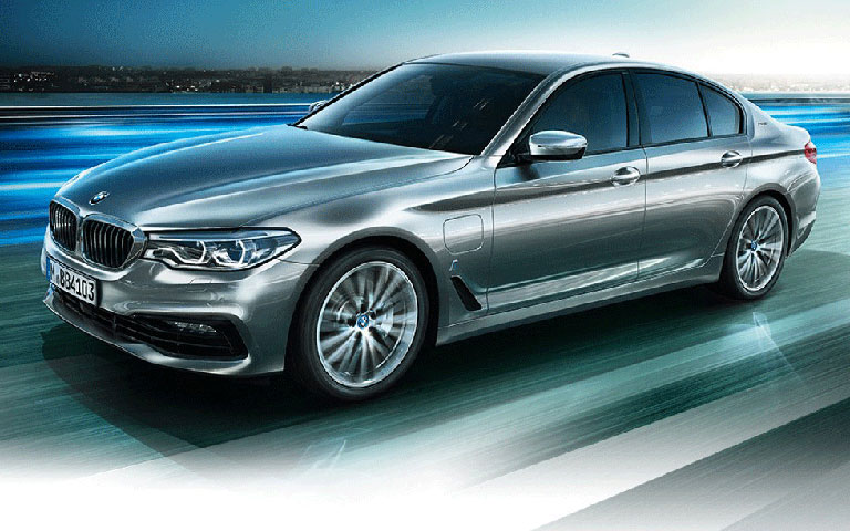 BMW Serie 5 Berlina Plug-in Hybrid 530e