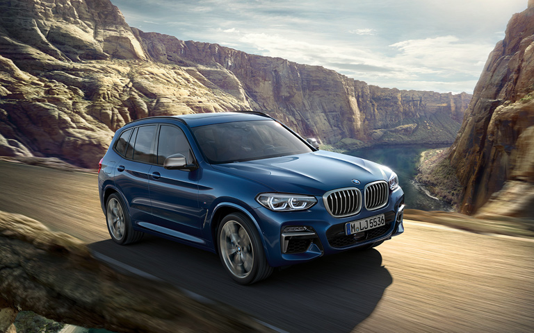 BMW X3  sDrive 18d Luxury