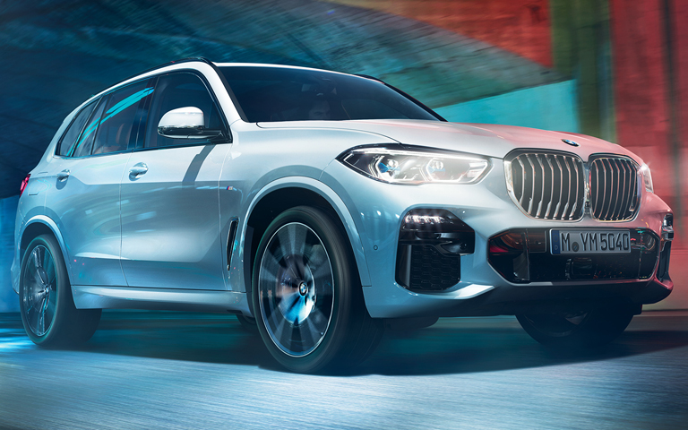 Nuova BMW X5  xDrive30d Business