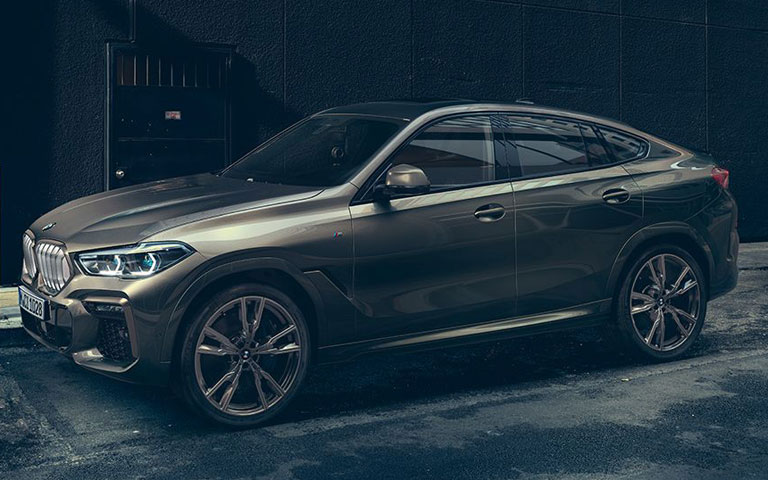 Nuova BMW X6  xDrive 30d Business